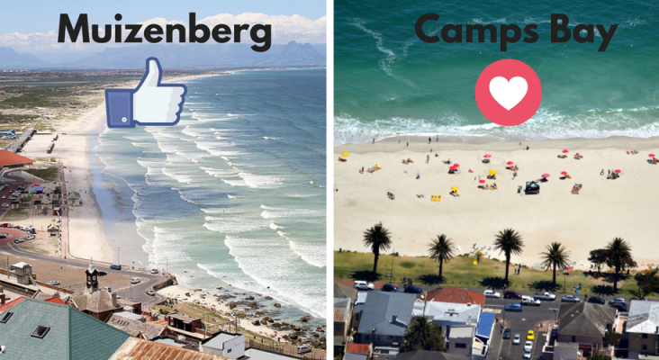 It's official! Capetonians love Muizenberg more than Camps Bay
