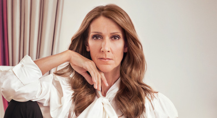Celine Dion: face of L'Oréal at 51