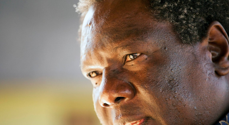 "Vusi Mahlasela, ""the voice of South Africa"""