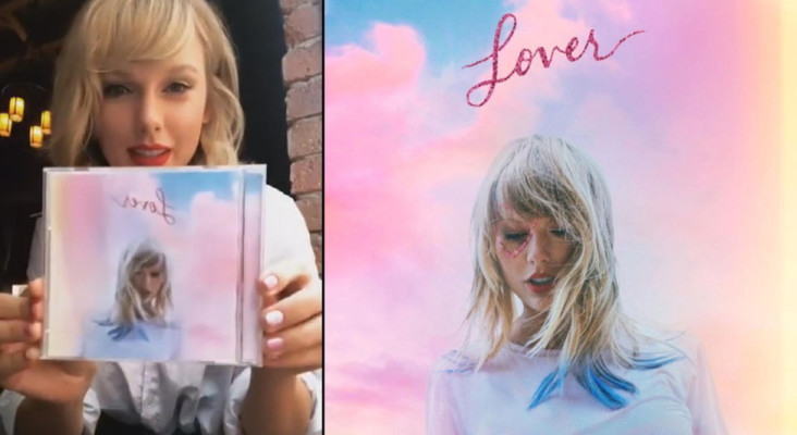 [LISTEN] Taylor Swift and Shawn Mendes collab on 'Lover' remix