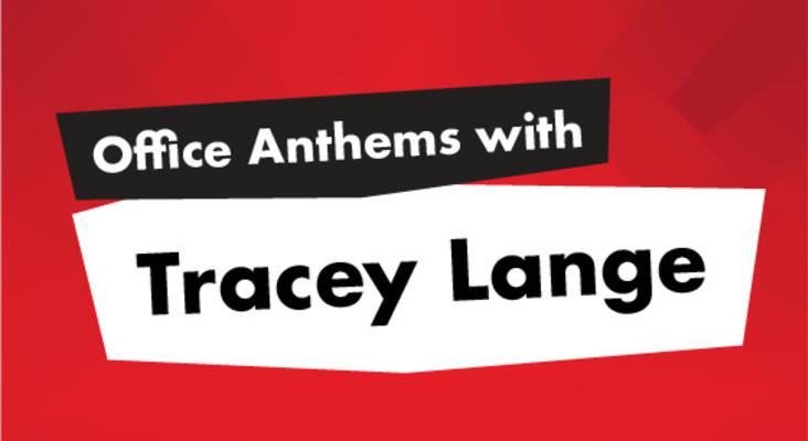 特蕾西·兰格(Tracey Lange)的办公室国歌