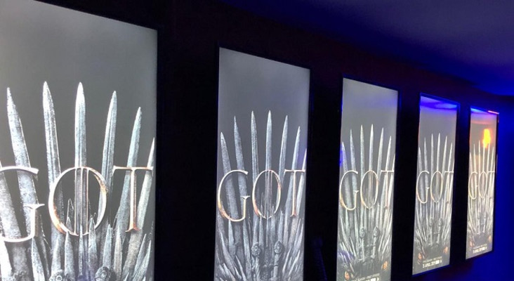 SA fans stay up late for premiere of final season of 'Game of Thrones'