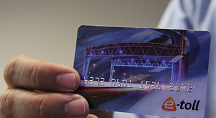Darren's Prank - Watch out for E-Tolls in JHB