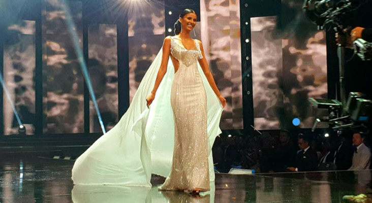 [WATCH] Tamaryn Green is Miss South Africa 2018
