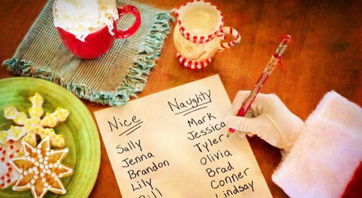 Letters to Santa on Kfm Mornings
