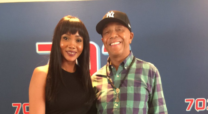 Russell Simmons: Needing nothing attracts everything