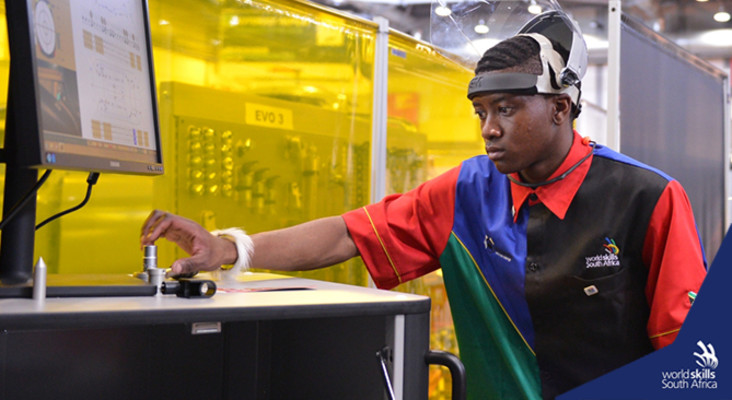 Western Cape WorldSkills Team to compete at the National Competition in 2019