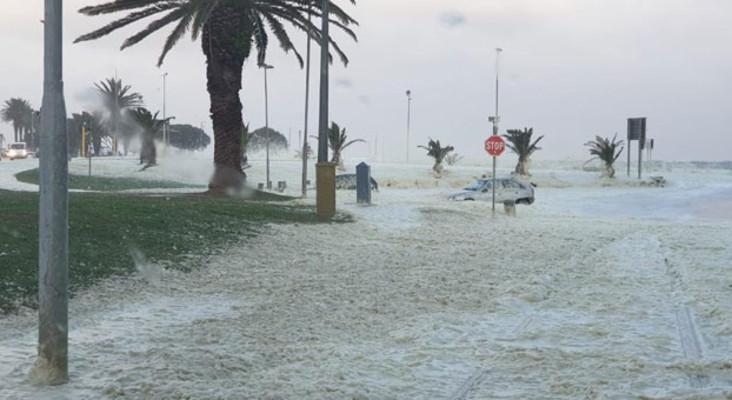 CoCT begins mop-up operations after strong winds, heavy rain pummel city