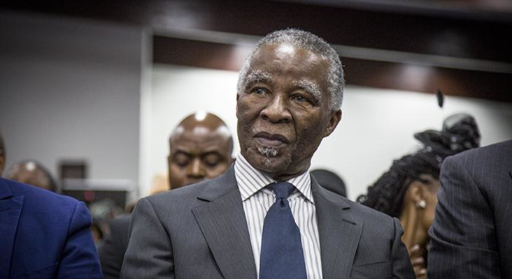 SA takes to Twitter wishing Thabo Mbeki a happy 75th birthday