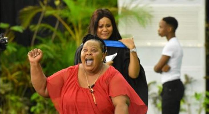 [WATCH] UKZN graduation ceremony celebrations has social media buzzing
