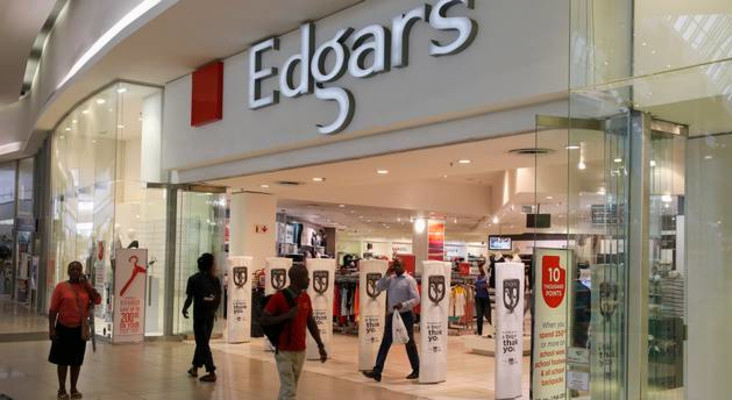 Edcon (owner of Edgars, Jet and CNA) to close a third of its stores