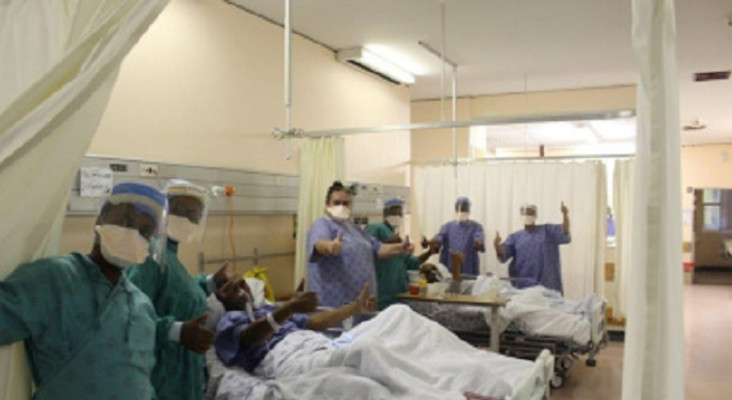 Over 1,000 Western Cape healthcare workers currently infected with Covid-19