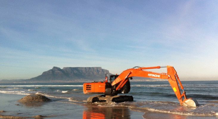 Centuries-old shipwreck may have been found off Blouberg