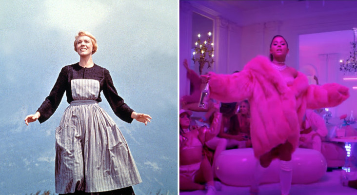 Julie Andrews approves of Ariana's sample in '7 Rings'