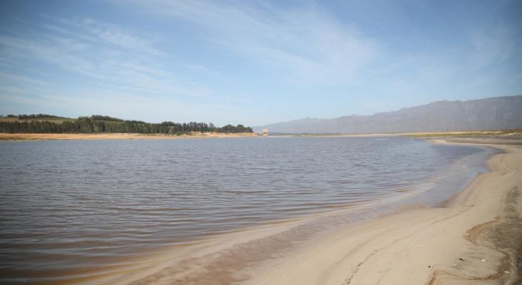 Cape Town's dam levels drop again
