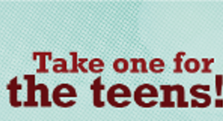 Take one for the teens when you play GK teen on KFM Breakfast