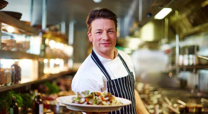 Darren pranks Jamie Oliver's Fifteen restaurant and it was HILARIOUS