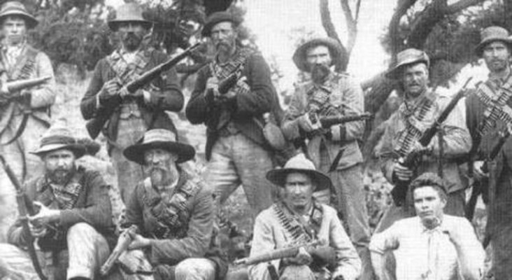 Doccie maker in search of Aussie Aborigines trackers left in SA after Boer War