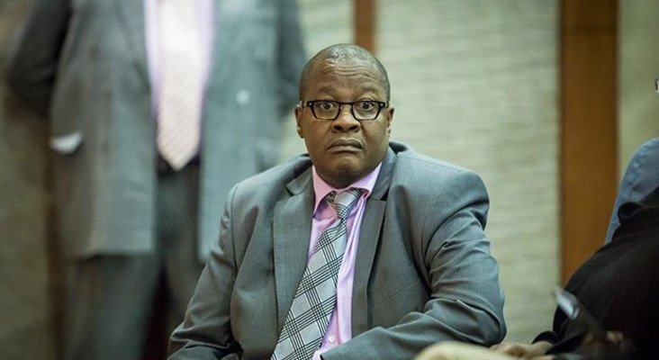 Pay back the money, court orders Brian Molefe