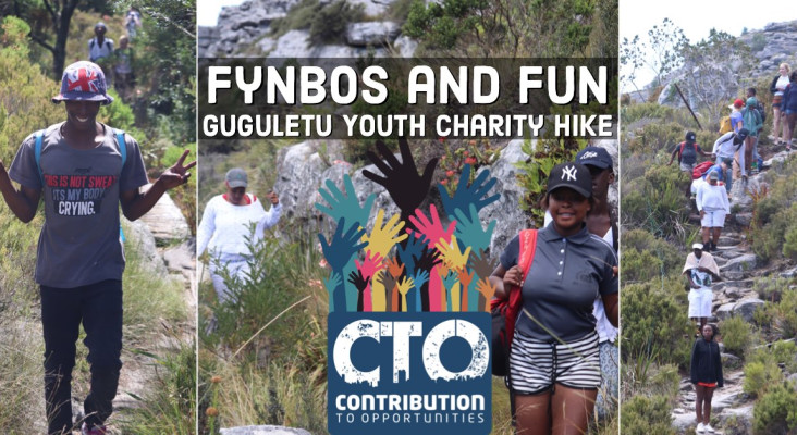 Fynbos and Fun - Gugulethu Youth Charity Hike
