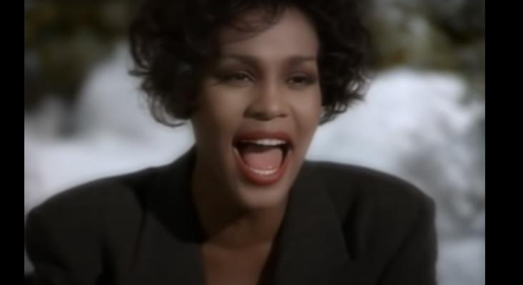 """Whitney Houston's """"I Will Always Love You"""" reaches 1 billion views on YouTube"""