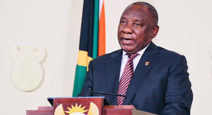 President Ramaphosa extends COVID-19 lockdown by 2 more weeks