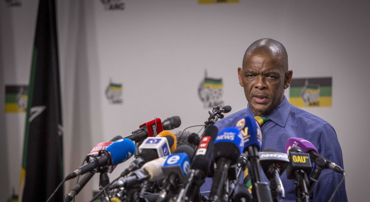 [WATCH] ANC NEC recalls President Zuma