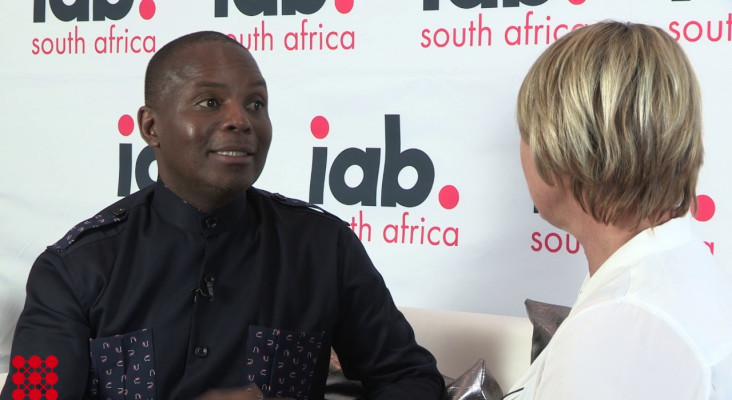Meet Thebe Ikalafeng, named one of Africa's 100 most influential people
