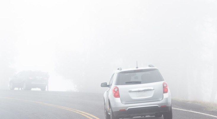 Capetonians, 5 tips on how to drive in foggy weather...and what not to do