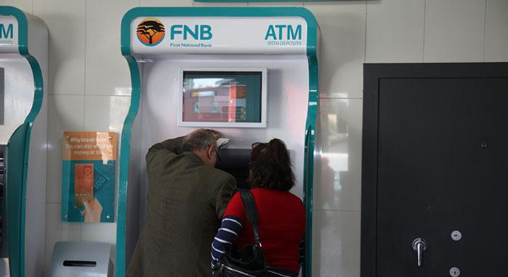 Banks told to provide sanitisers as ATM queues flagged as COVID-19 risks