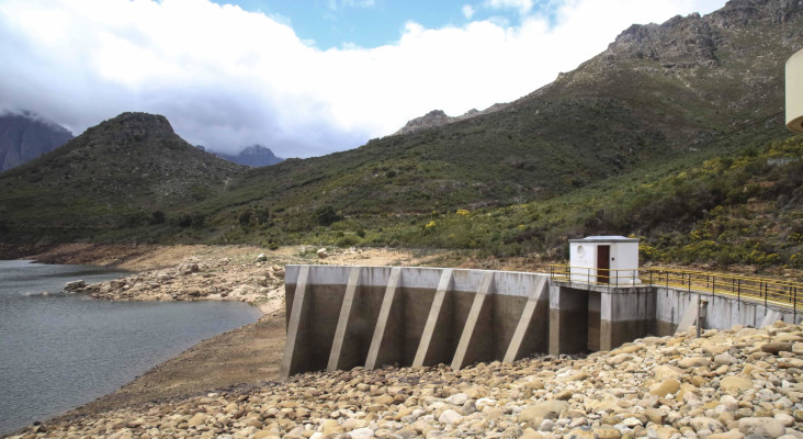 Scientist: No rainfall likely for Western Cape until next year