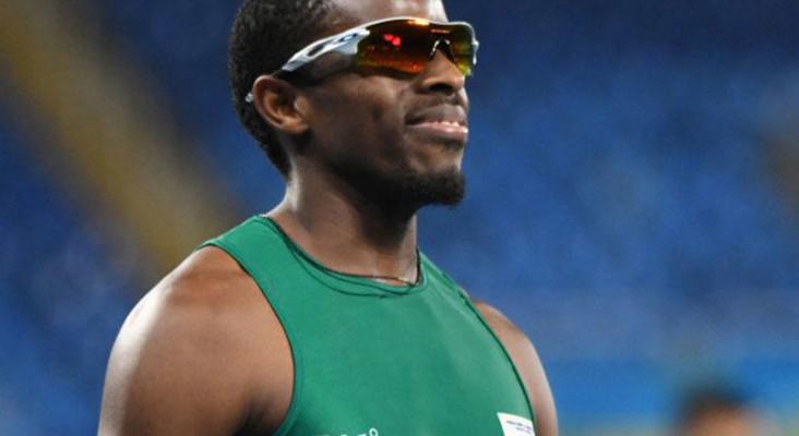 Ntutu sprints to gold for Team SA