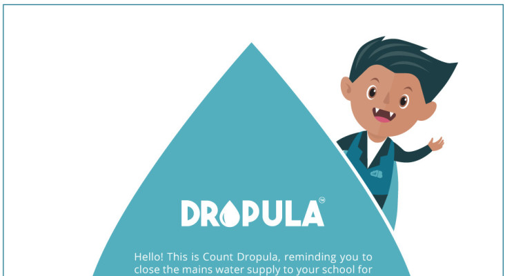 Dropula helps Cape schools save water this summer holiday