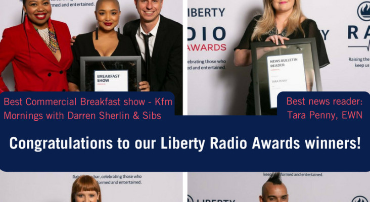 Primedia Broadcasting scoops top prizes at Liberty Awards