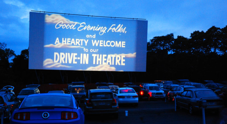Cape Town gets a drive-in cinema - with an LED screen for daytime watching