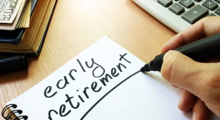 How to retire while you're still very young