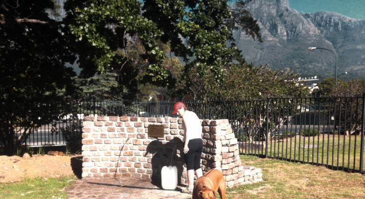 SAB urges public to stop abusing free water at Newlands Spring