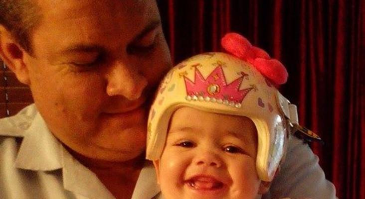 Raising money for baby Nicela