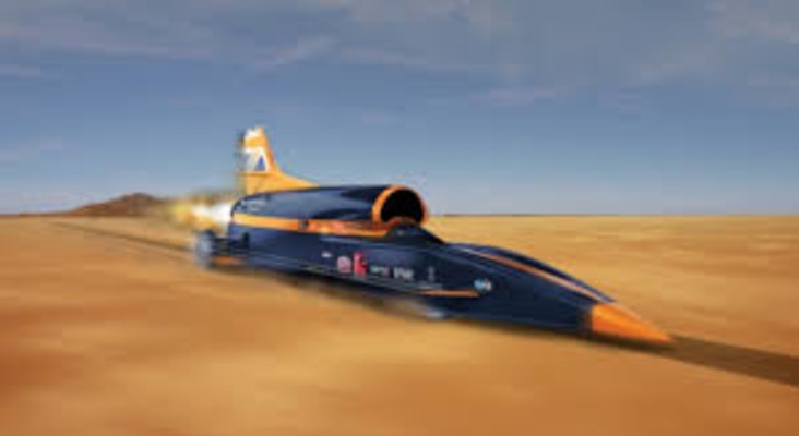 Land Speed Record >> Bloodhound Car To Break Land Speed Record In South Africa