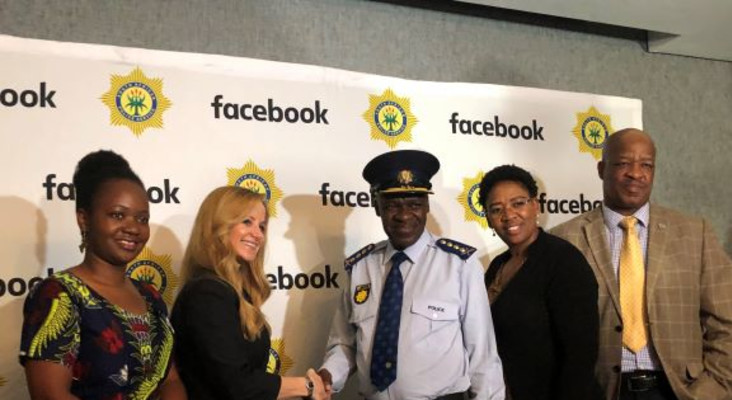 SAPS and Facebook team up to locate missing children speedily