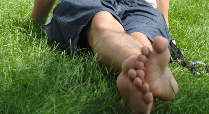 Will You Go Barefoot Today?