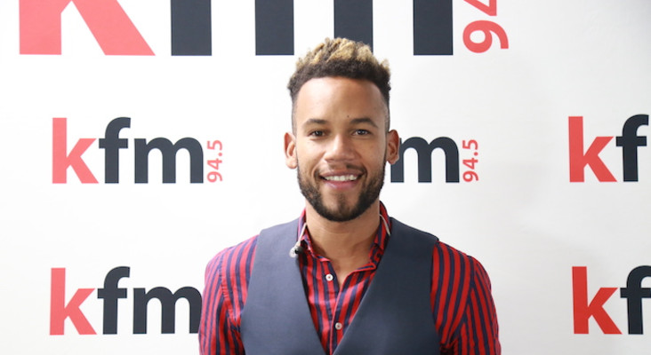 Chad Saaiman talks name confusion, gets tested on his own music