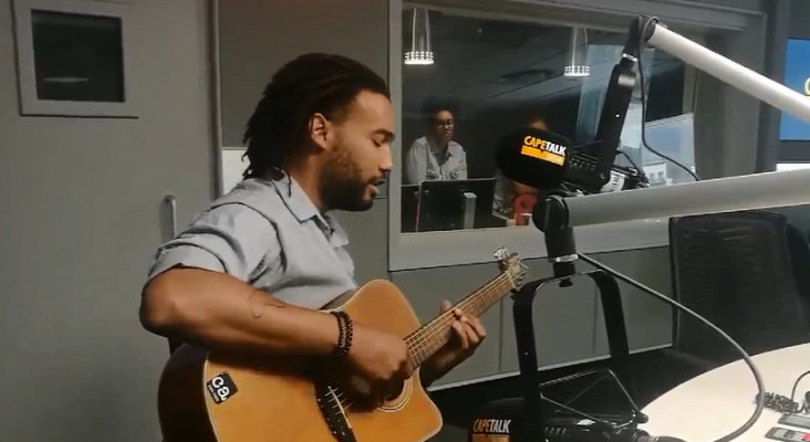 WATCH: Muso Mathew Gold sings smooth rendition of Frank Sinatra classic