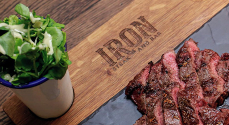 [LISTEN] Here's how you can help Iron Steak and Bar stay open