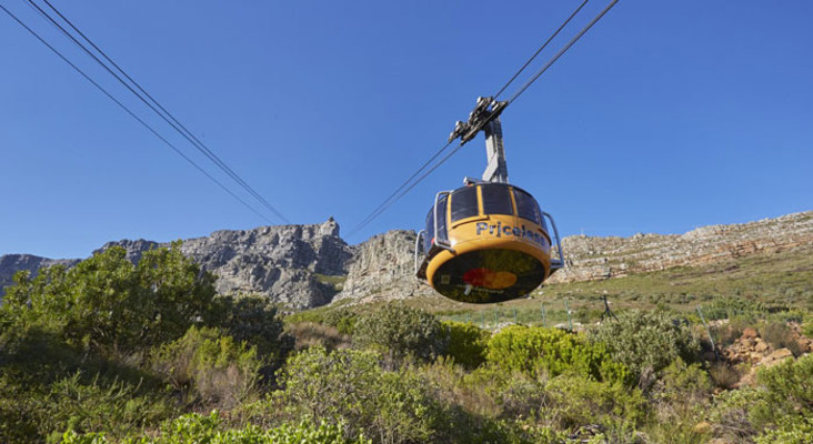Table Mountain Cableway reopens with 'Comeback Special'