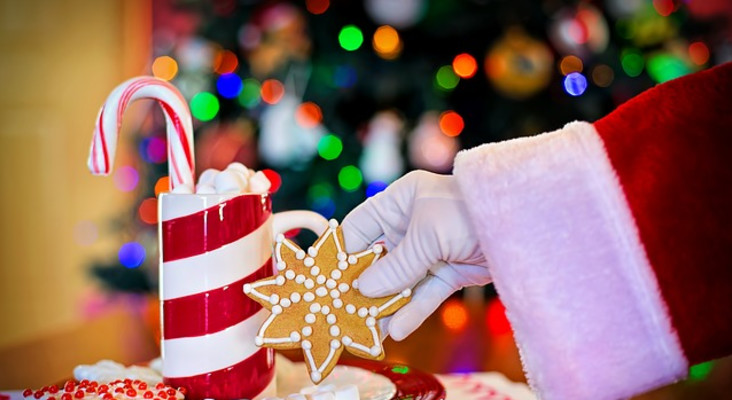 EXCLUSIVE - Santa Claus on Kfm Mornings
