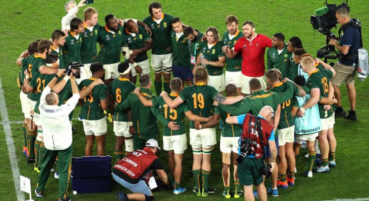 Tickets for Rugby World Cup final selling for up to R240k online