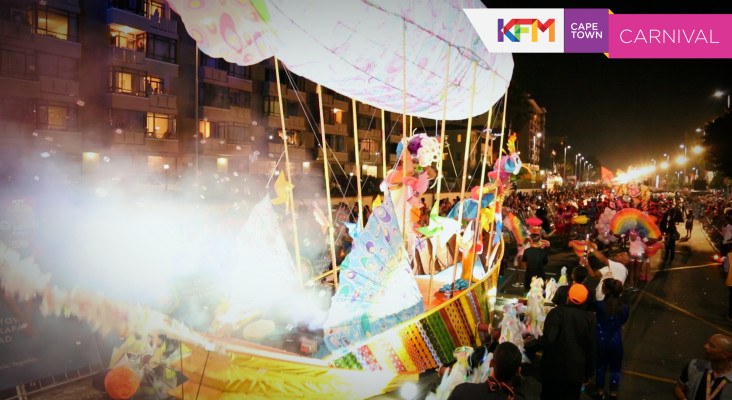 Up Close And Personal at the Cape Town Carnival