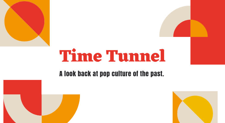 Time Tunnel: What happened in 2003?