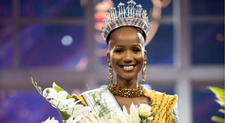 5 things you should know about the newly crowned Miss SA, Shudufhadzo Musida